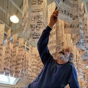 Geburt der Idee · Atif Gülücü beim Rezitieren Fuzulis Gedichte